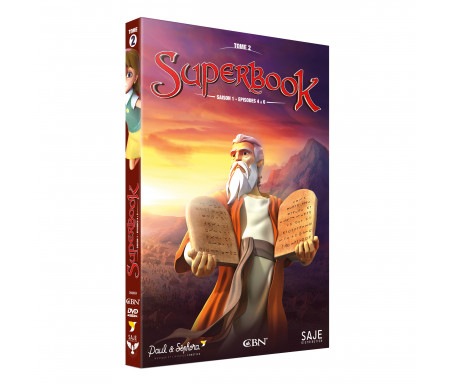SUPERBOOK - SAISON 1...