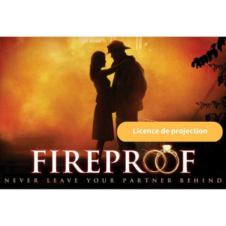 FIREPROOF LICENCE D'EGLISE
