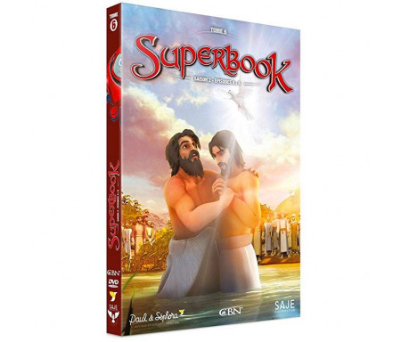Superbook - Saison 2...
