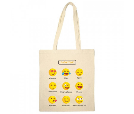 Totebag Fruit de l'Esprit