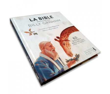 La Bible racontée par Billy...